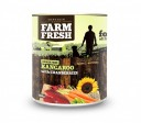 Farm Fresh Kangaroo with Cranberries 400g